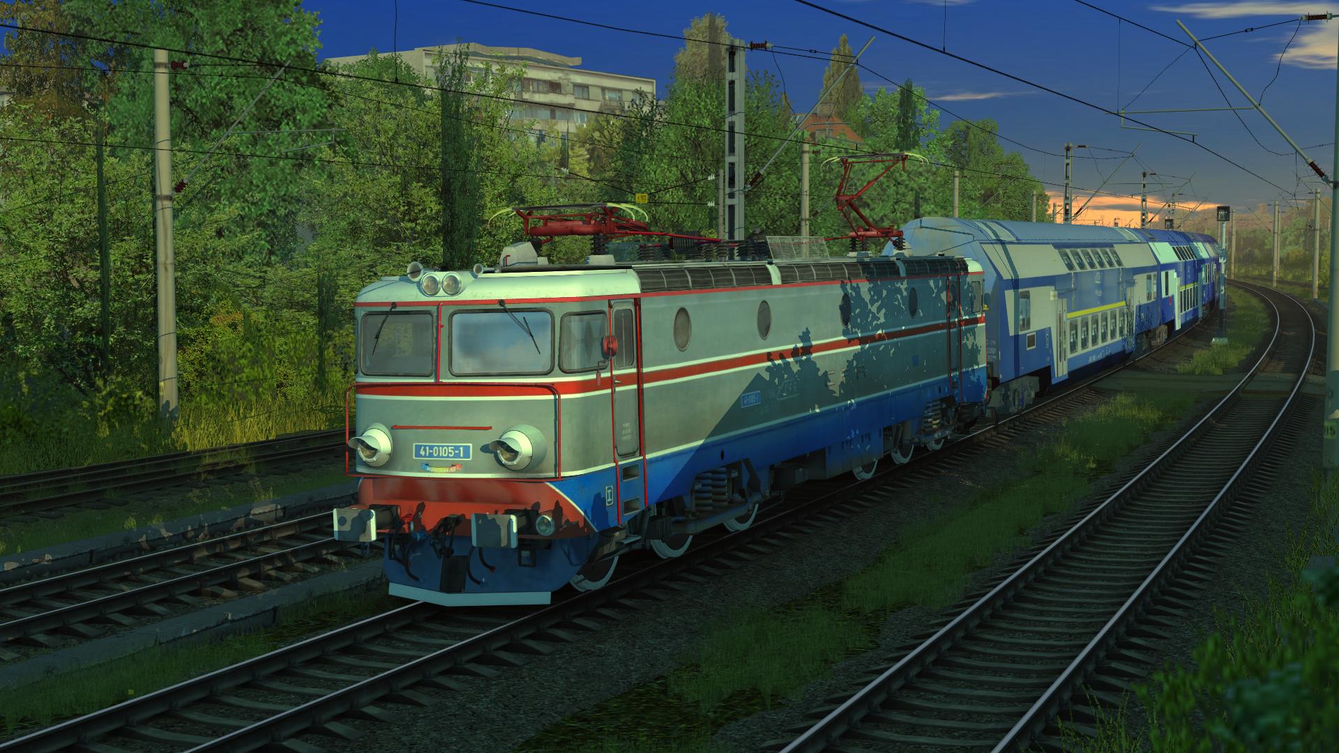 poza locomotive electrice